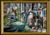 Венеция в эпоху динозавров